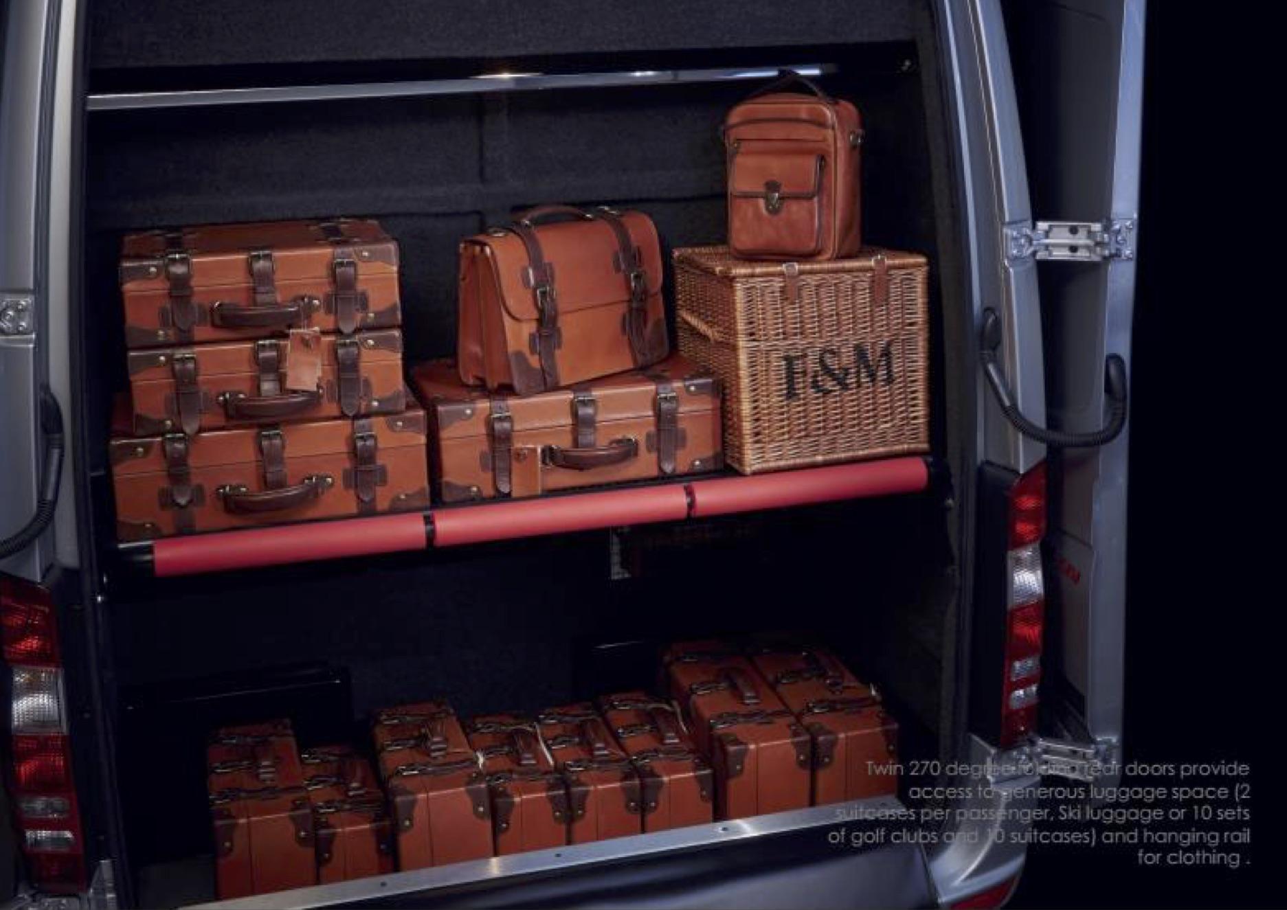 Luxury Minibus Hire