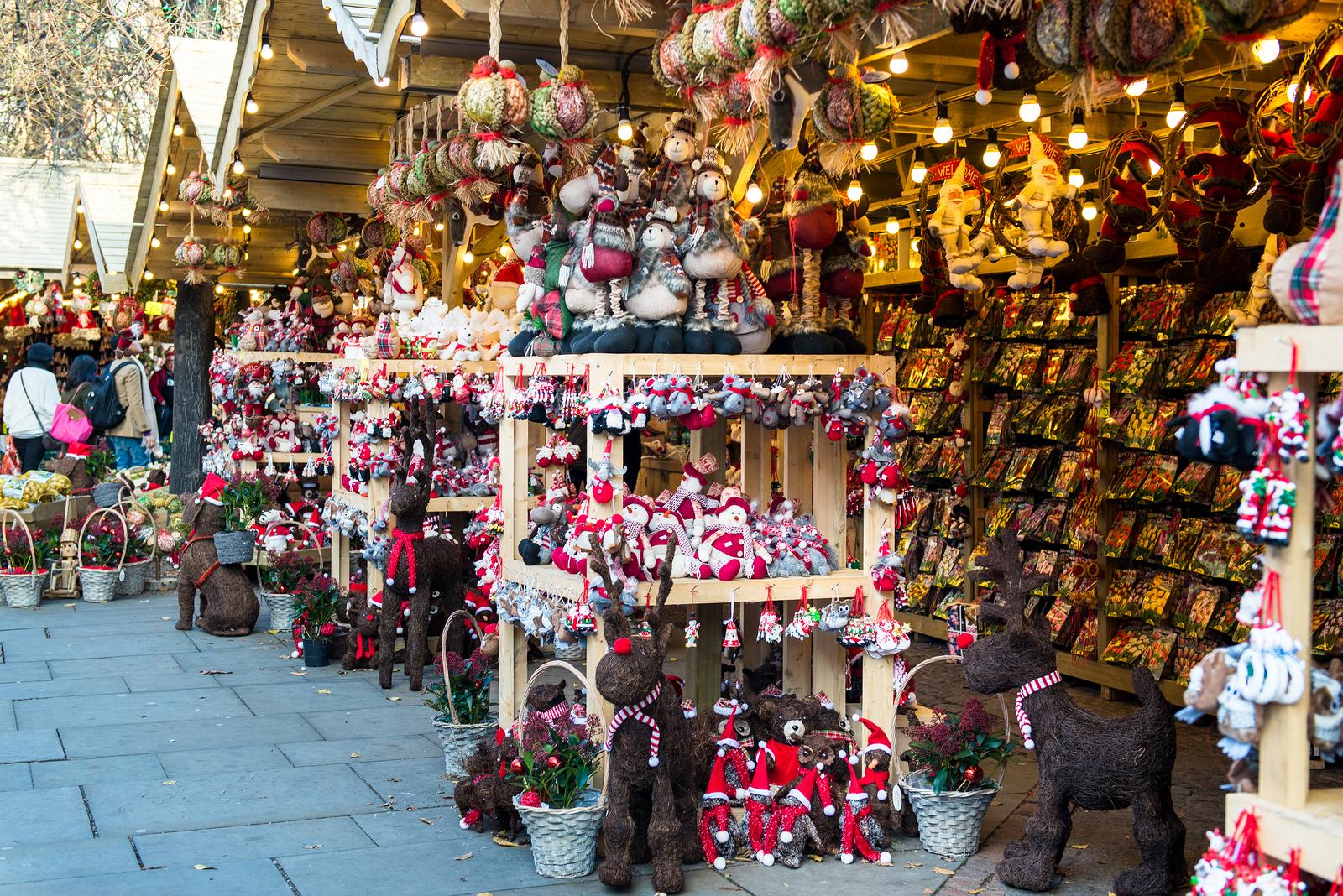 Britain's Best Christmas Market Destinations