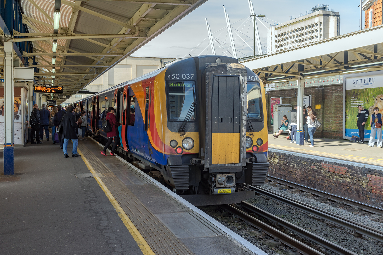 More Strikes Planned For South Western Railway