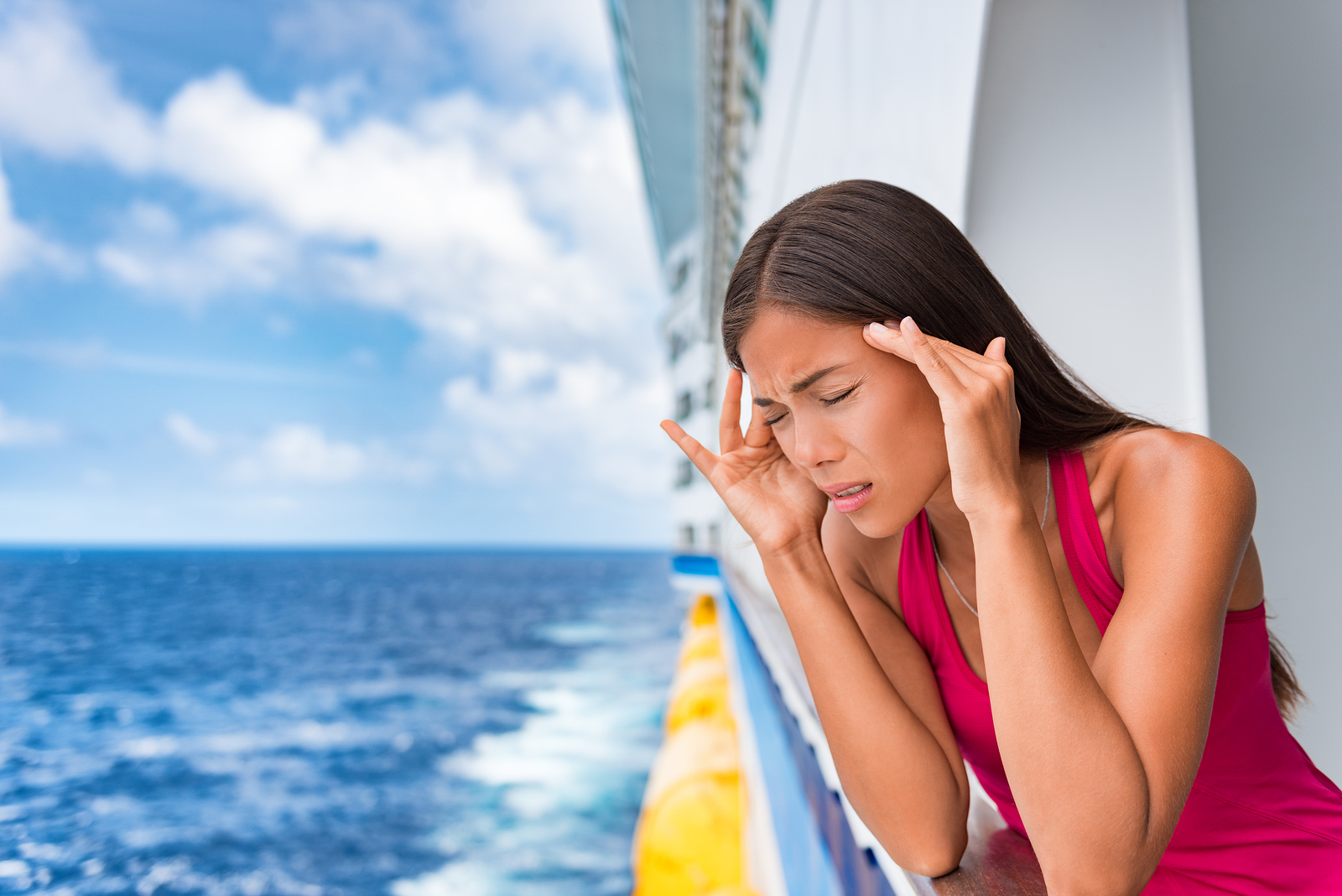 Top Tips On Preventing Motion Sickness