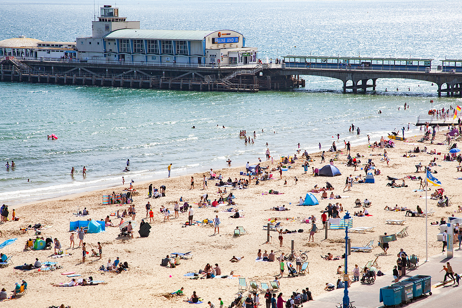 Holidaymakers Plan Their Summer Staycations