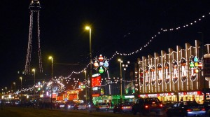 Blackpool & Lights by Night – 3 Day Getaway