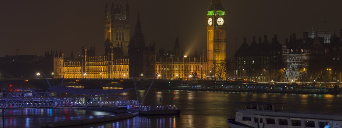 London Night Time Open Bus Tour